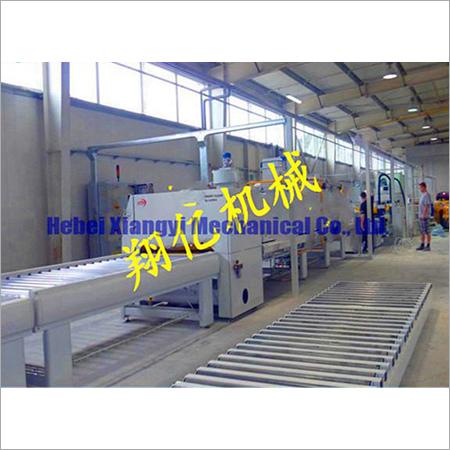 Fiber Cement Board Plant