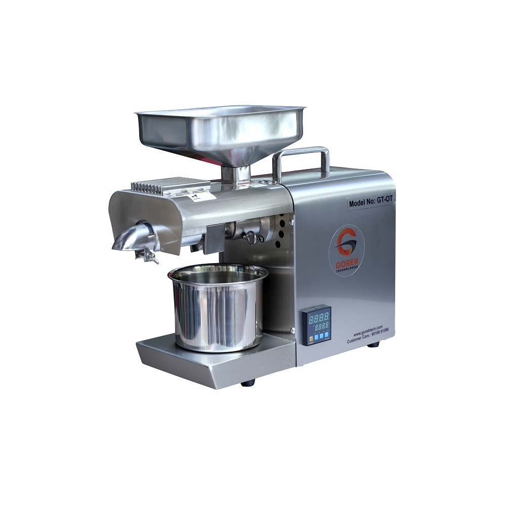 Coconut Oil Extractor Machine