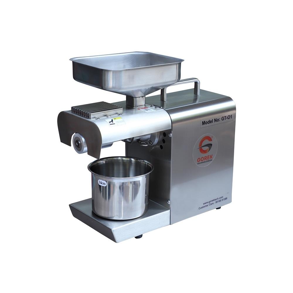 Gorek Seeds Squeezing Machine