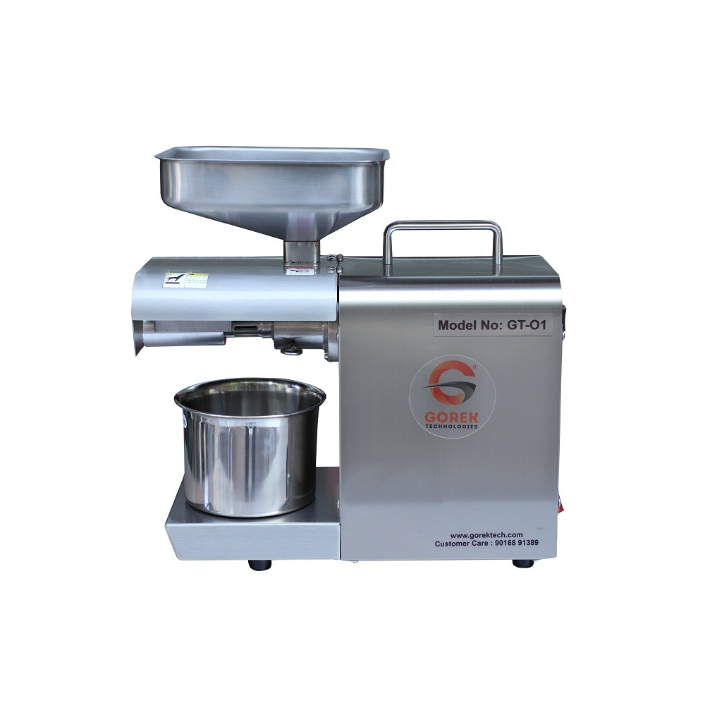 Gorek Mini Oil Extractor Machine