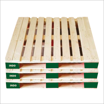 Wooden Pallets Rental Services