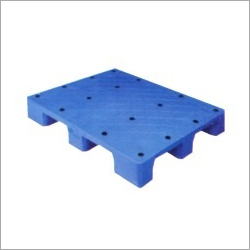 Blue Plastic Pallets