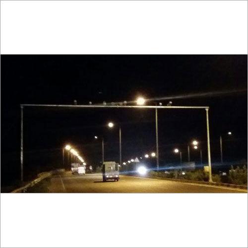 Gantry Camera Pole