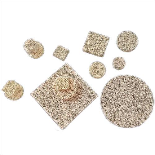 Zirconia Foam Ceramic Filter for Steel Foundry