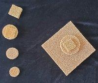 Zirconia Foam Ceramic Filter