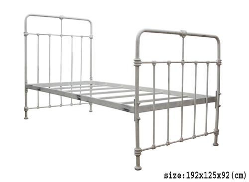 IRON SINGLE BED