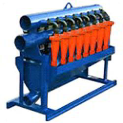 Oil Feild Equipment Hydrocyclone Desilter