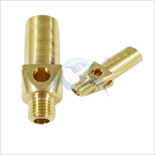 BRASS HIGH PRESSURE BURNER JET TIP