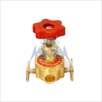 BRASS LPG REGULATOR