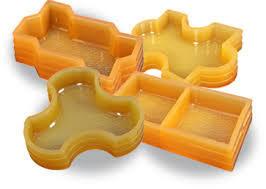 Paver Block Rubber Mold