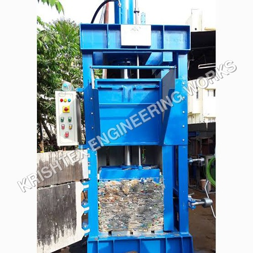 Hydraulic Pet Bottle Balling Press