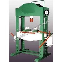 Hydraulic Manuel Hand Operating Machine