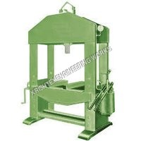 Hydraulic Manuel Operating Machine