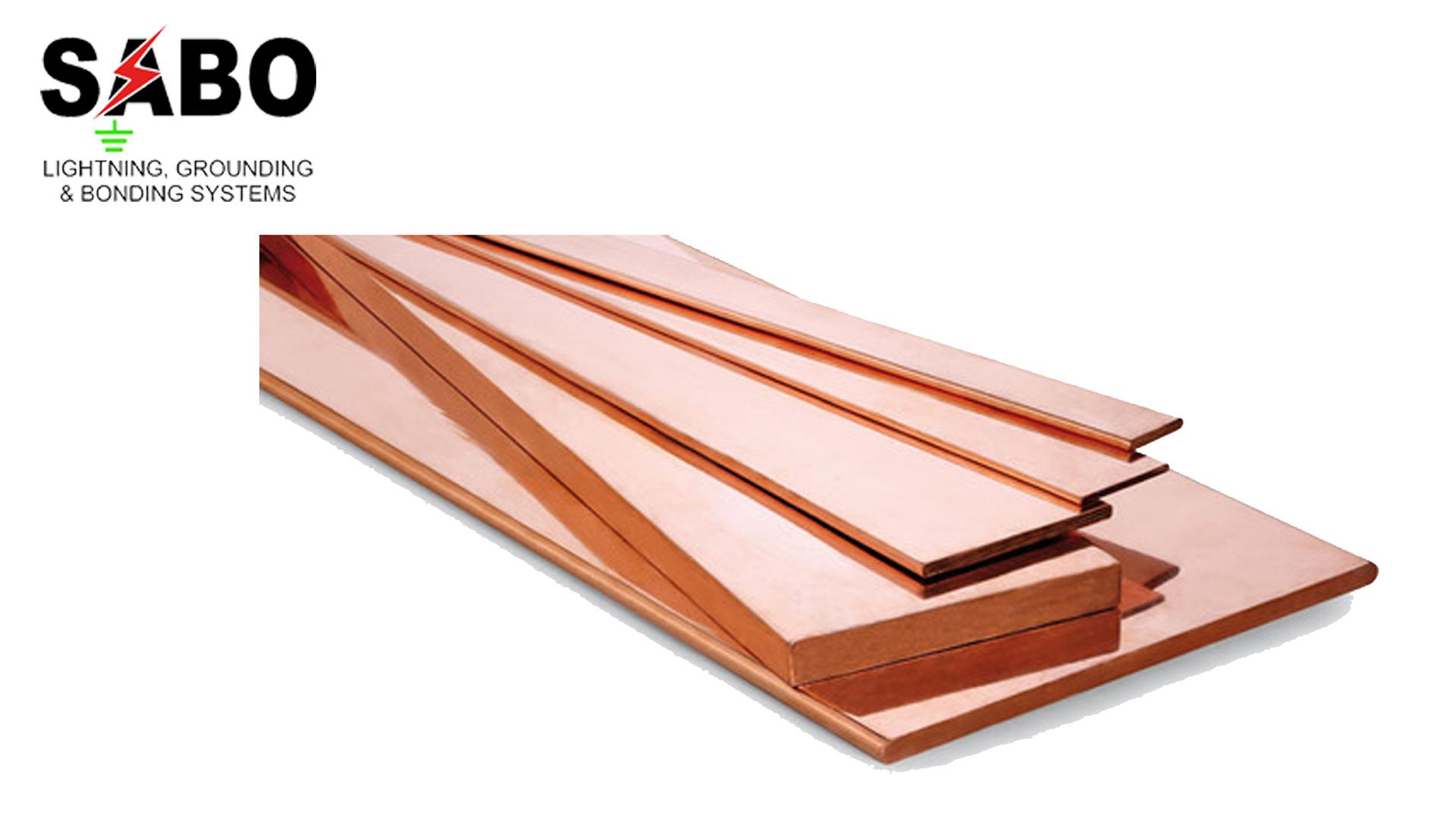 Copper Bonded Strip