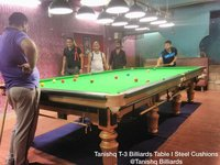 Tournament Billiards Snooker Table
