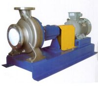 Petrol Chemical Process Pump