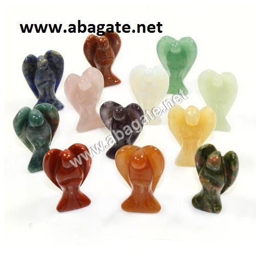 Mix Gemstone angel