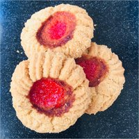 Fruit Jam Cookies