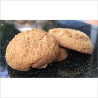 Cashew Butter Biscuit