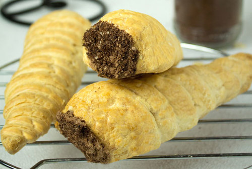 Chocolate Cream Roll