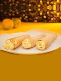 Orange Cream Roll