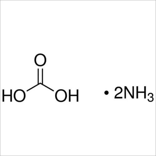 Ammonium carbonate, cas number 506-87-6, 25g