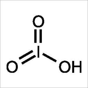 Iodic acid , cas no 7782-68-5,