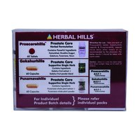 Ayurvedic Medicines for Prostate - Proscarehills Combination Pack