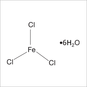 Iron(III) chloride hexahydrate ,  CAS Number: 10025-77-1, 5g