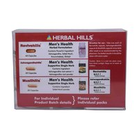 Ayurvedic Medicines for Strength and Stamina - Revivehills combination pack