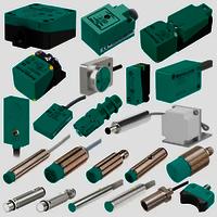 P&F CBN5-F46-E0 Capacitive Proximity Sensors