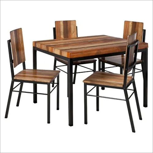 Reclaimed Dining  Table & Chair