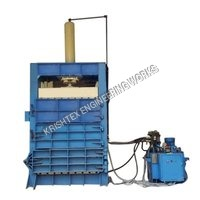 Waste Cotton Balling Press