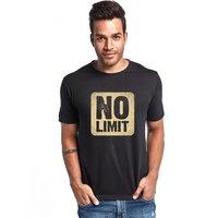 I said....no limit Men's Fashionable T-Shirt