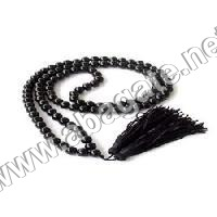 Black Agate Jap mala