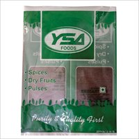 Dry Foods Pouch Printing Service
