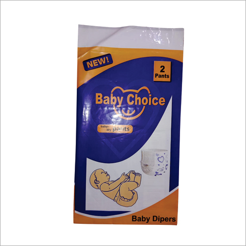 Baby Diapers Printing Service