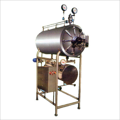 Horizontal High Pressure Sterilizer