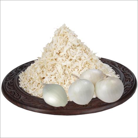 White Dehydrated Onion Flake