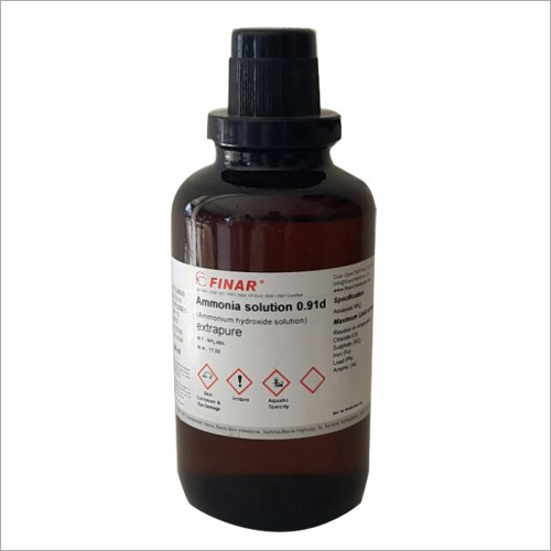 Ammonia Hydroxide Solution