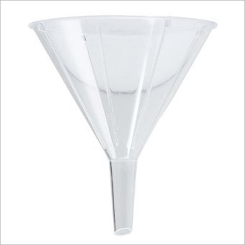 Plastic Short Stem Funnel
