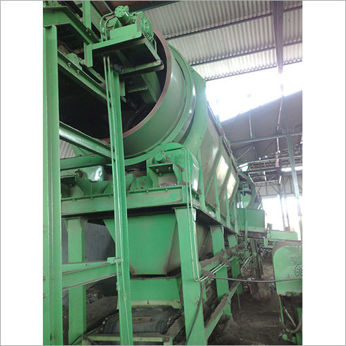 High Efficiency Trommel