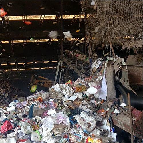 Municipal Solid Waste Plastic Separator