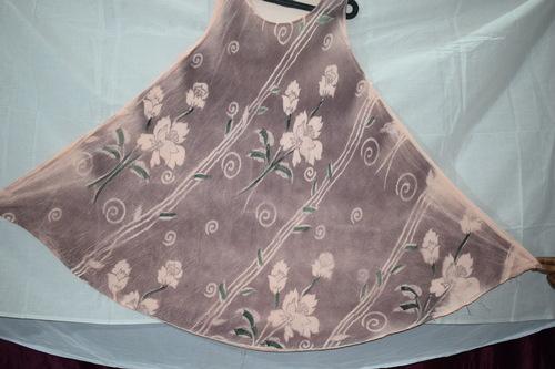 Fancy Umbrella Dress