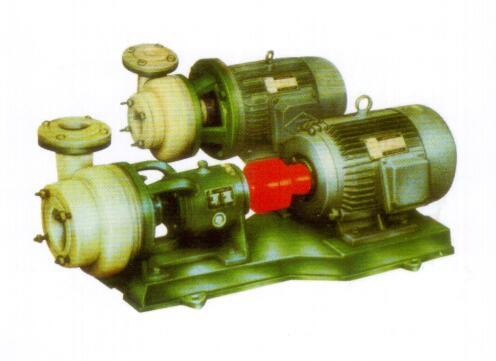 Fluoroplastic Alloy Centrifugal Pump
