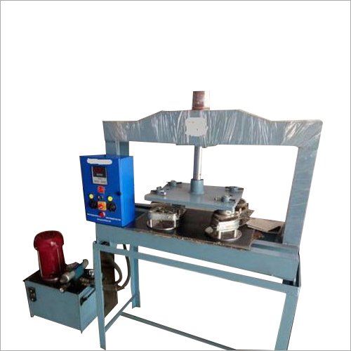 Hydraullic Paper Plate Making Machine