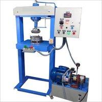 Single Die Hydraullic Paper Plate Making Machine