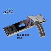 8 Inch Fancy Zinc Cabinet Handle