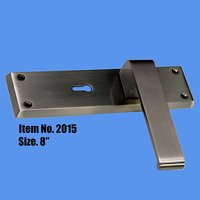 8 Inch Cabinet Mortise Handle and Locks