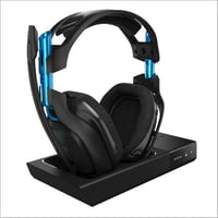 Wireless Headset With Base Station